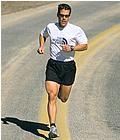 Ultra-marathoner Dean Karnazes (photo by Corey Rich)