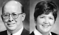Council members Mike Lynch and Connie Karr are among those who died in the rampage.