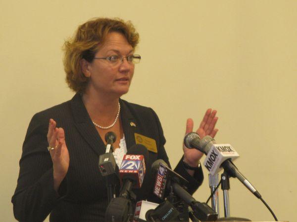 State Auditor Susan Montee