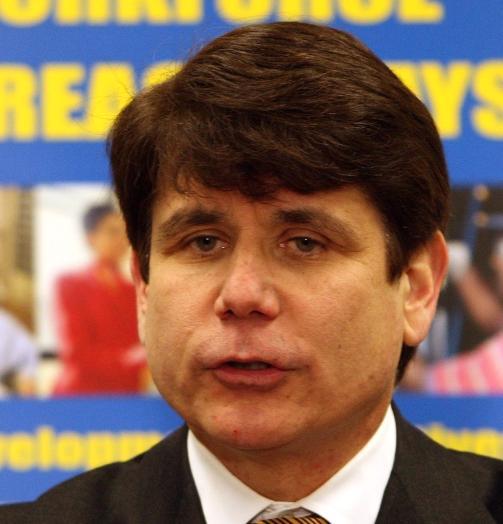 Blagojevich (UPI file photo/Bill Greenblatt)