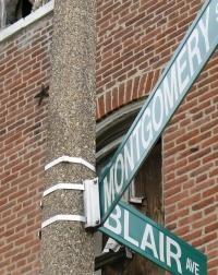 """The first of the holding companies Paul McKee used to quietly buy parcels on the near north side was named \""""Blairmont,\"""" after Blair and Montgomery streets. \""""Blairmont\"""" is also the name McKee's critics have given to the project."""