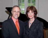 Tom George and Barbara Harbach