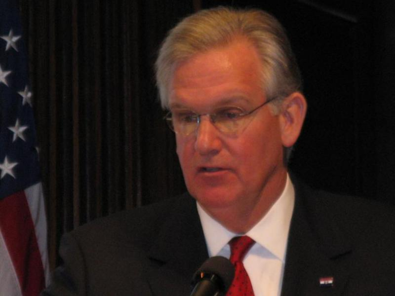 Mo. Gov. Jay Nixon discusses his decisions to reinstate DNR Director Mark Templeton and dismiss long-time aide Joe Bindbeutel.