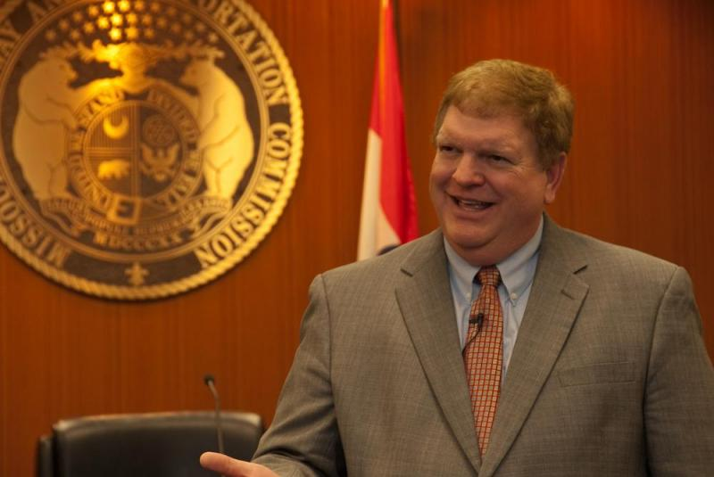 Pete Rahn announces his resignation as MoDOT Director, effective April 23rd.