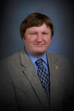 State Senator Chuck Purgason (R, Caulfield)
