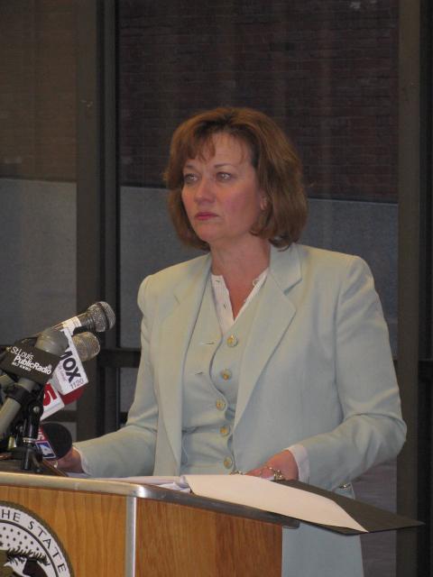 State Auditor, Susan Montee