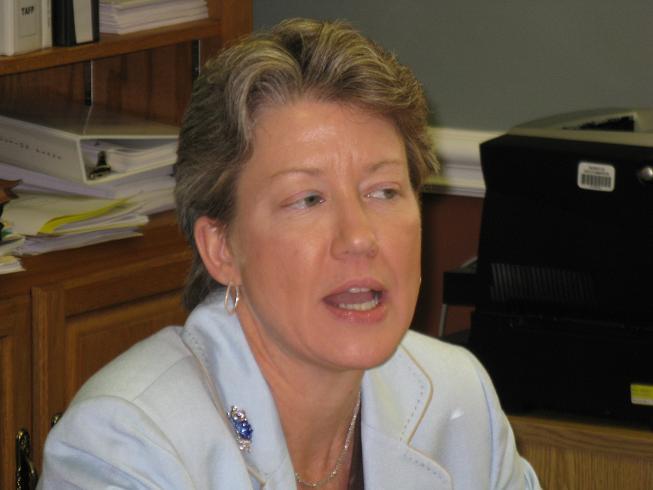 Mo. Budget Director Linda Luebbering