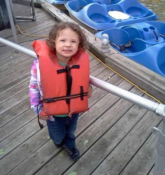 An endangered missing persons advisory has been issued for 3-year-old Brooklyn Hunter, who was taken from a Bridgeton hotel room on Sunday night.