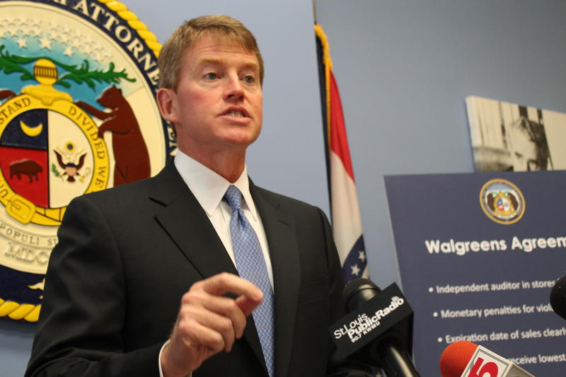Attorney General Chris Koster is the likely Democratic nominee for governor.