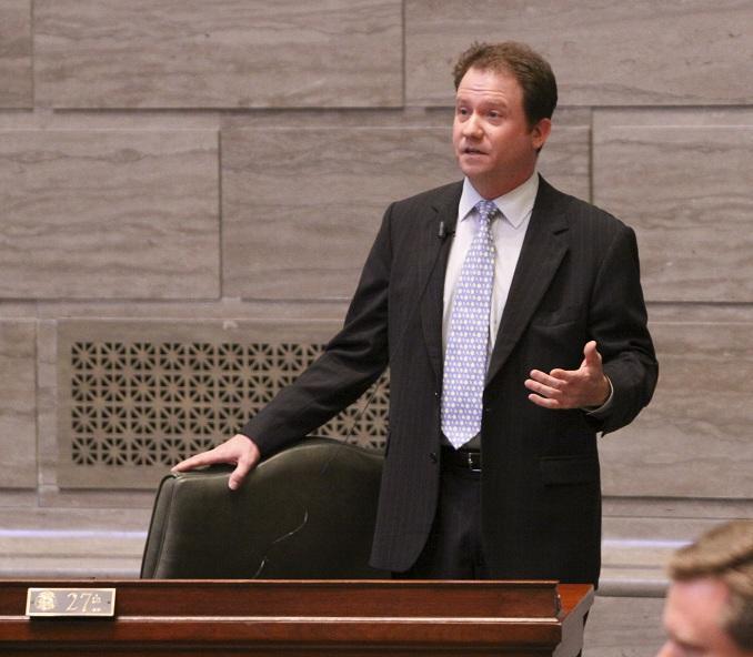 Mo. Senator Jason Crowell (R, Cape Girardeau)