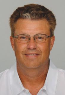 "Gregg Williams, newly named defensive coordinator for the St. Louis Rams. Formerly with the New Orleans Saints, Williams has been suspended indefinitely from the NFL due to his involvement in a ""bounty system"" with that team."