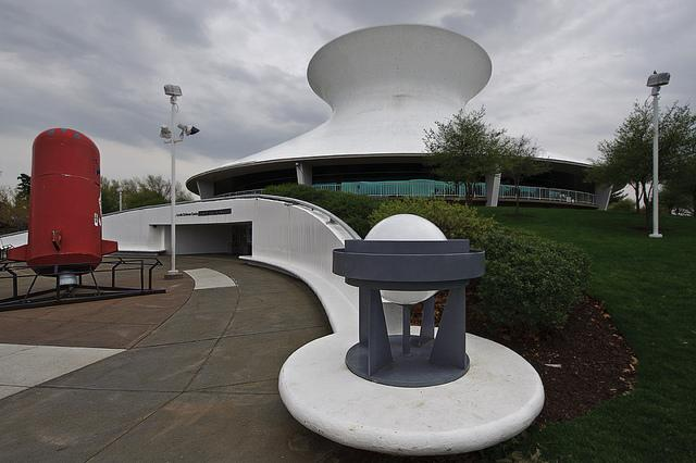 The city of St. Louis has received a $24,600 grant to survey and study mid-century modern buildings, including the McDonnell Planetarium at the St. Louis Science Center.