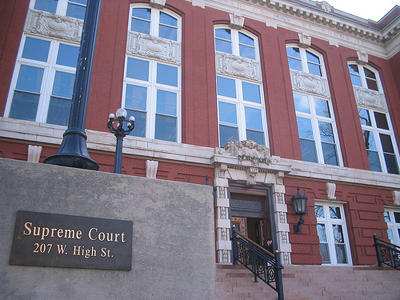 Missouri Supreme Court building