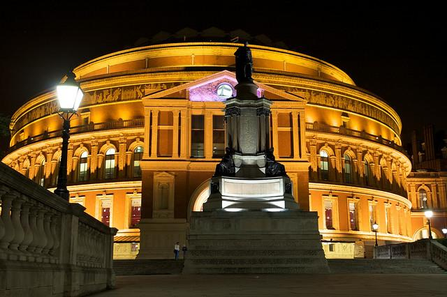 The St. Louis Symphony makes its debut at the BBC Proms today at Royal Albert Hall in London.