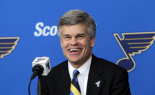 Summit Distribution chairman and CEO Tom Stillman is now the owner of the St. Louis Blues.