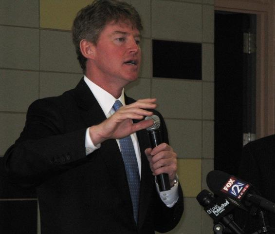 Missouri Attorney General Chris Koster kicked off a public information campaign in St. Louis Monday to help Missourians claim their share of a $25 billion  settlement with five of the nation's largest mortgage lenders.
