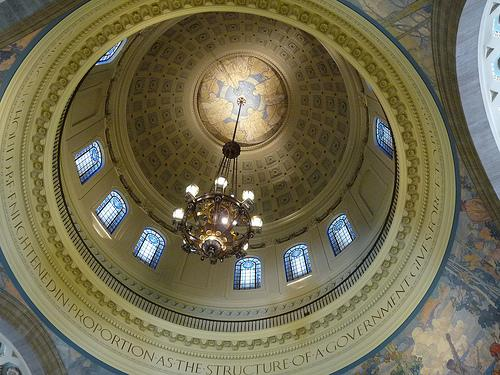 Rotunda, Missouri State Capital