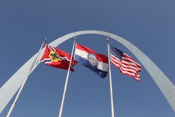 The city - and citizens - of St. Louis has good reason to wave its flags high this year.