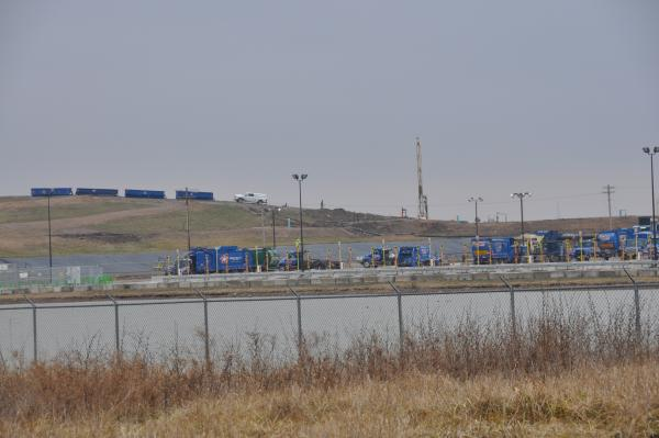 An underground fire has been smoldering underground at the Bridgeton Landfill for almost two and half years.