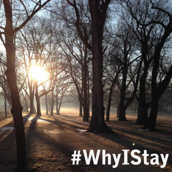 Why do you stay in the St. Louis region? Share your reason with us on Instagram or Twitter using #WhyIStay.