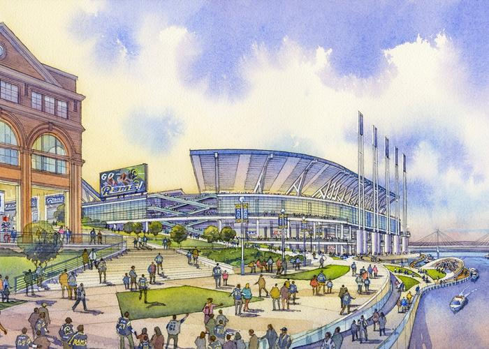 House committee strips out Edward Jones Dome funding St