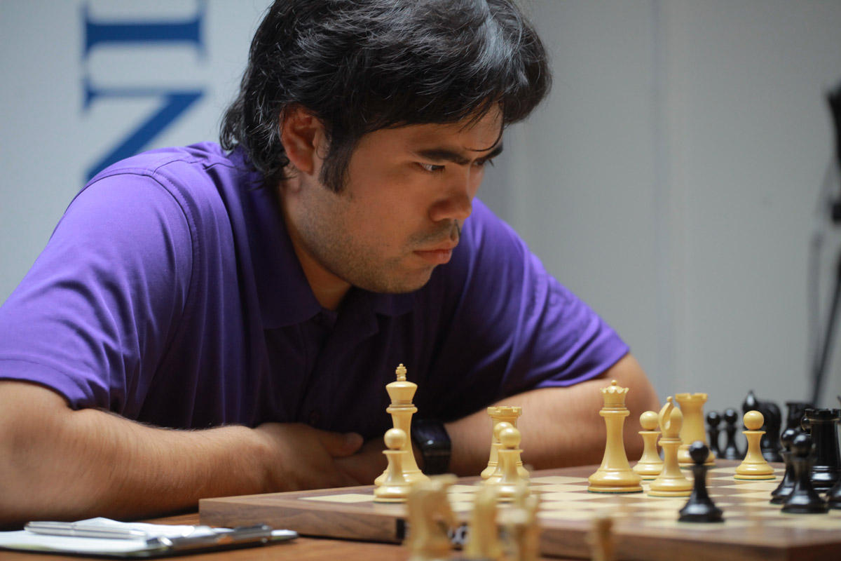 On Chess: Seven Questions With Hikaru Nakamura | St. Louis Public ...