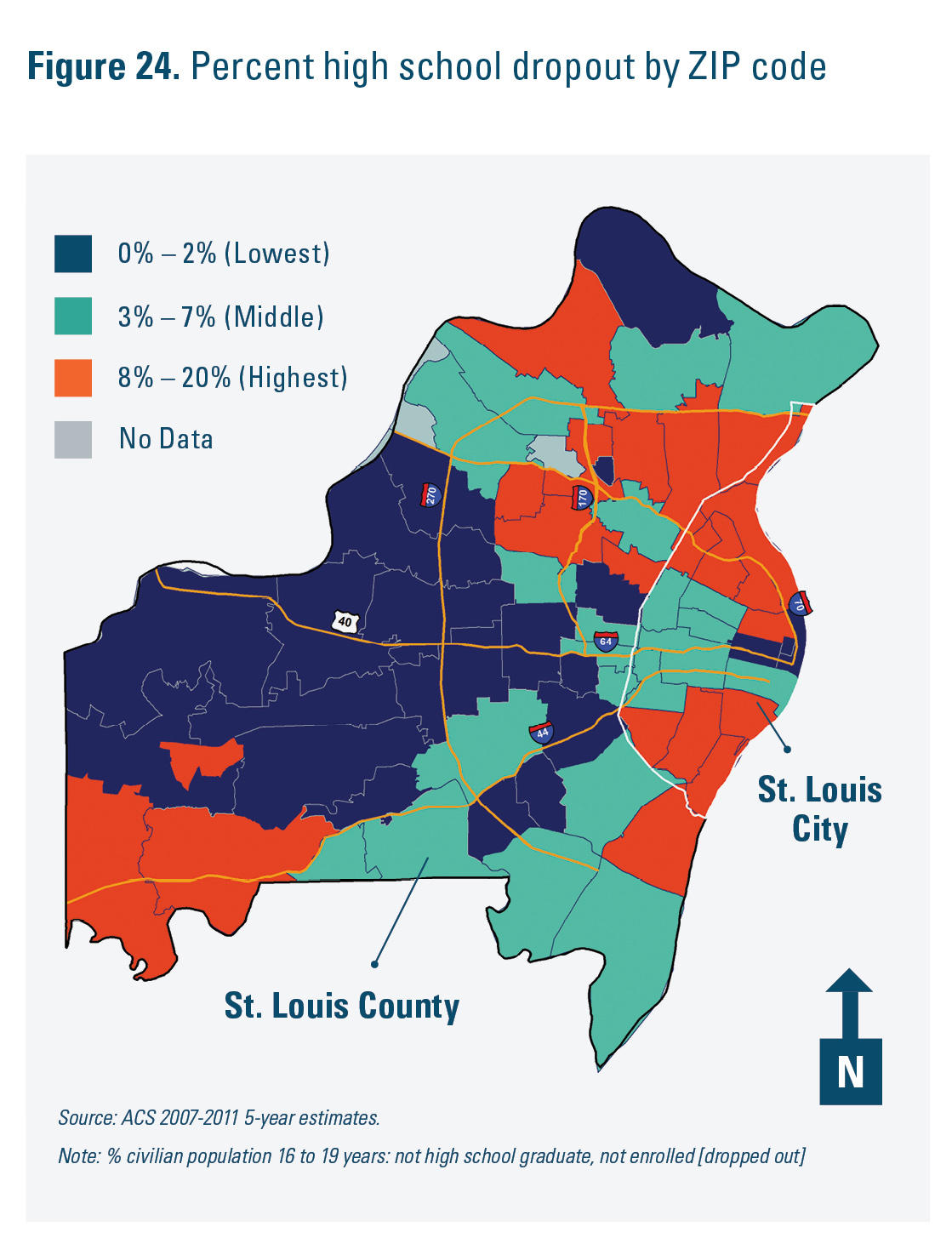 Report Racial Health Disparities Affect Everyone In St Louis Not