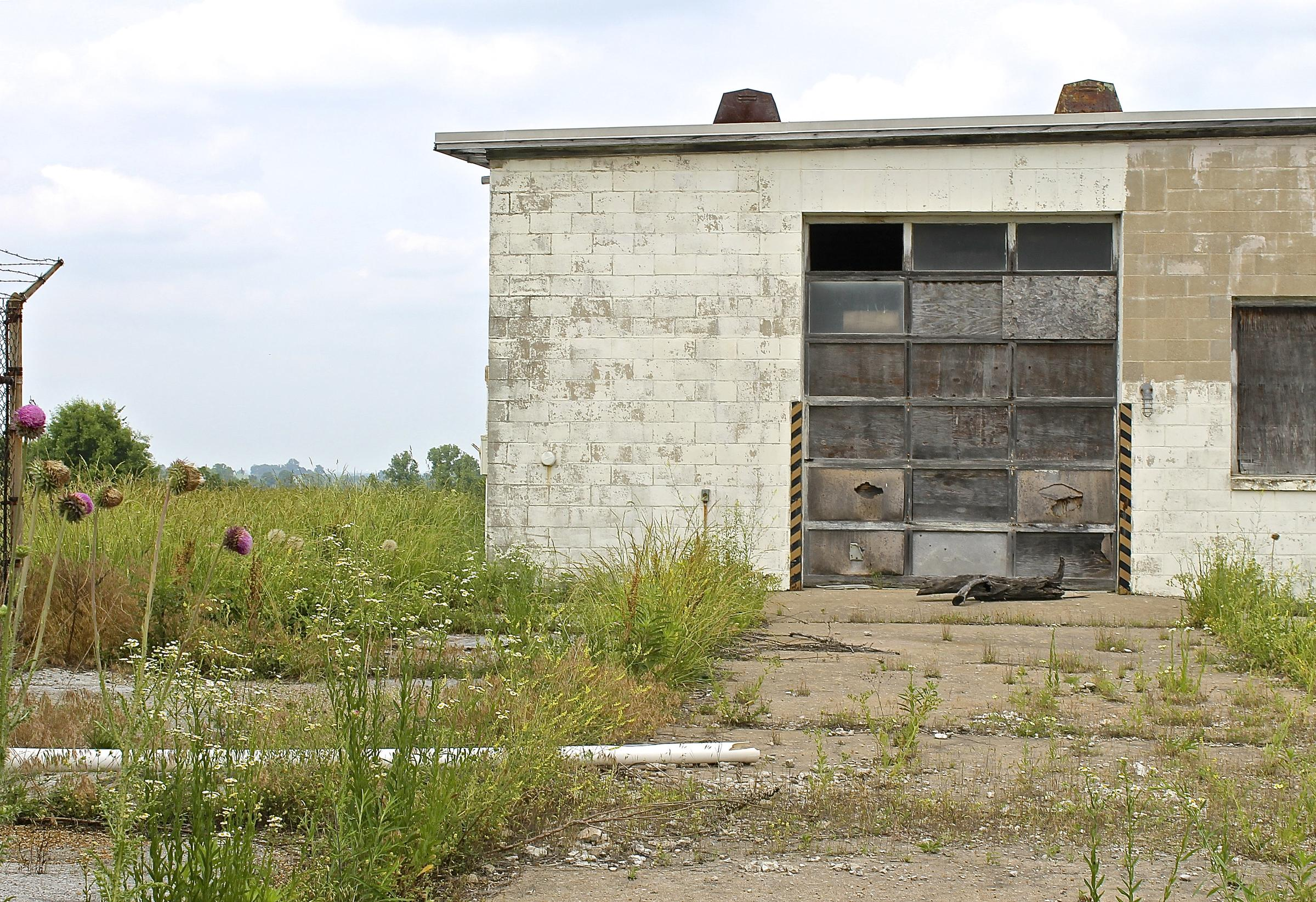 Decommissioned Missile Base Properties For Sale Nike Missile Launch Site In Southern Illinois Can Be Yours For The