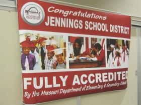Jennings Schools Celebrate Accreditation Riverview Gardens And St Louis Public Schools Must