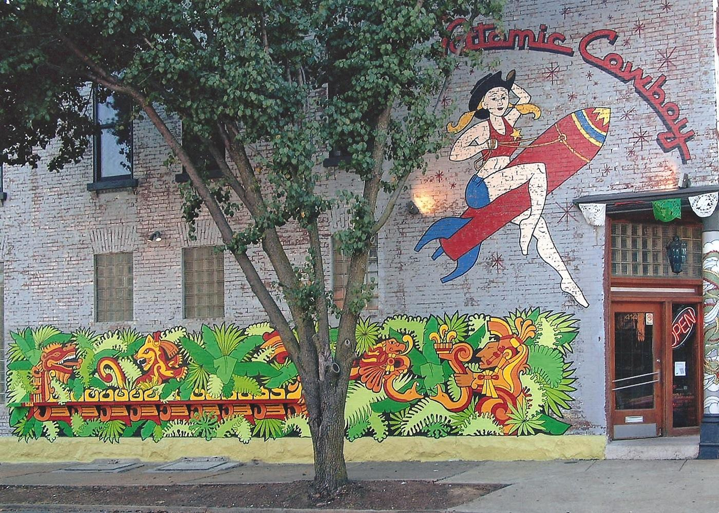 How Murals Help Define Strengthen St Louis And The People Who Live