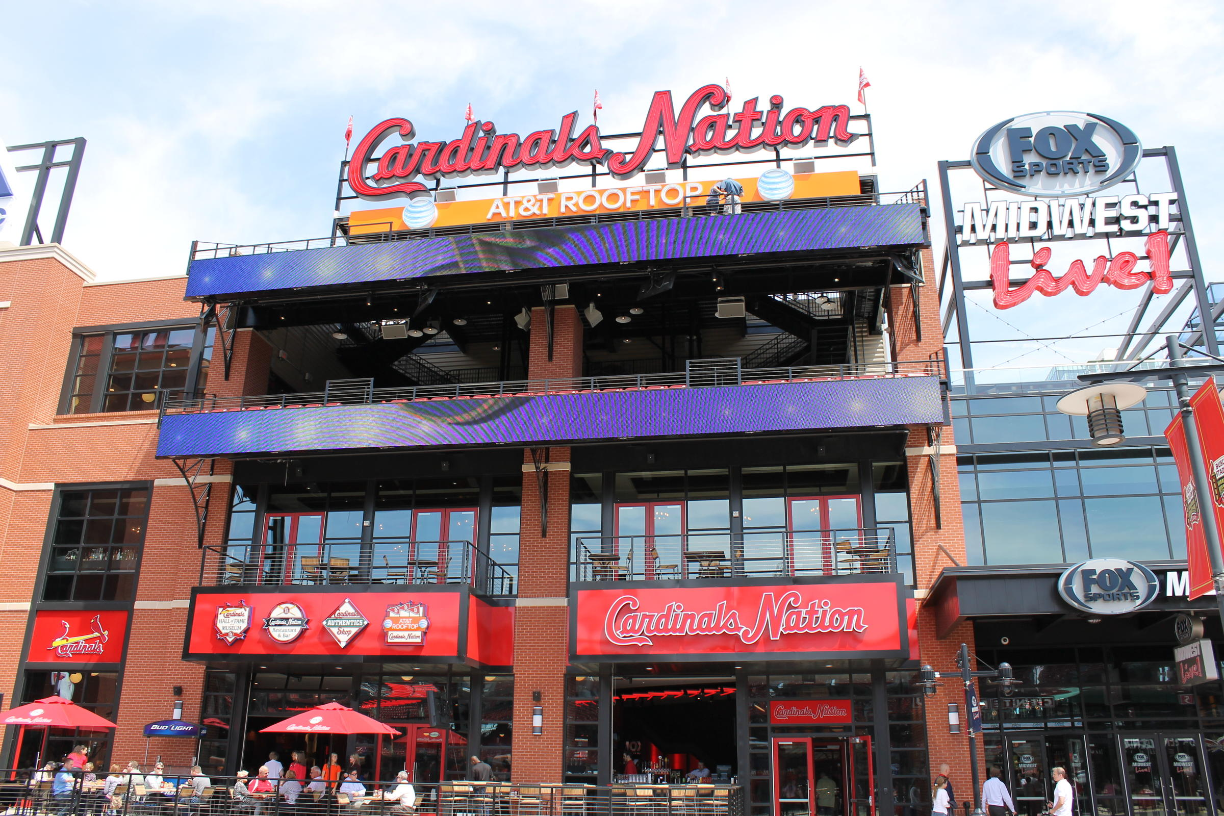 One man killed, one wounded in Ballpark Village shooting