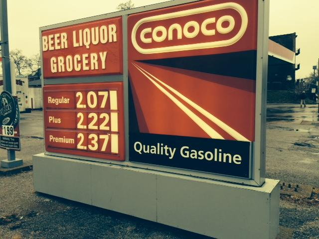 Gas Prices St Louis >> Why Does Missouri Have The Lowest Gas Prices In The