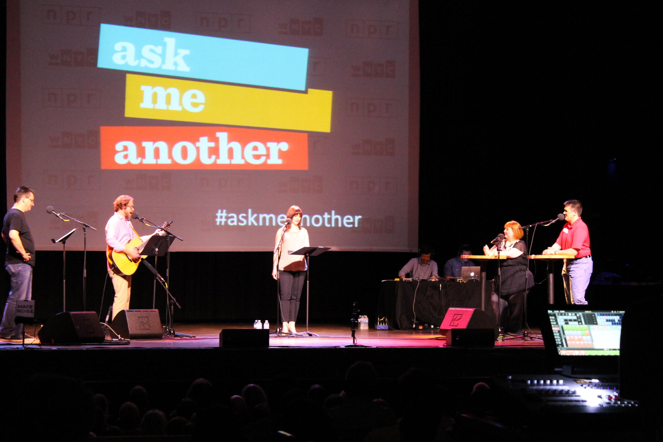 Ask Me Another Ophira Eisenberg