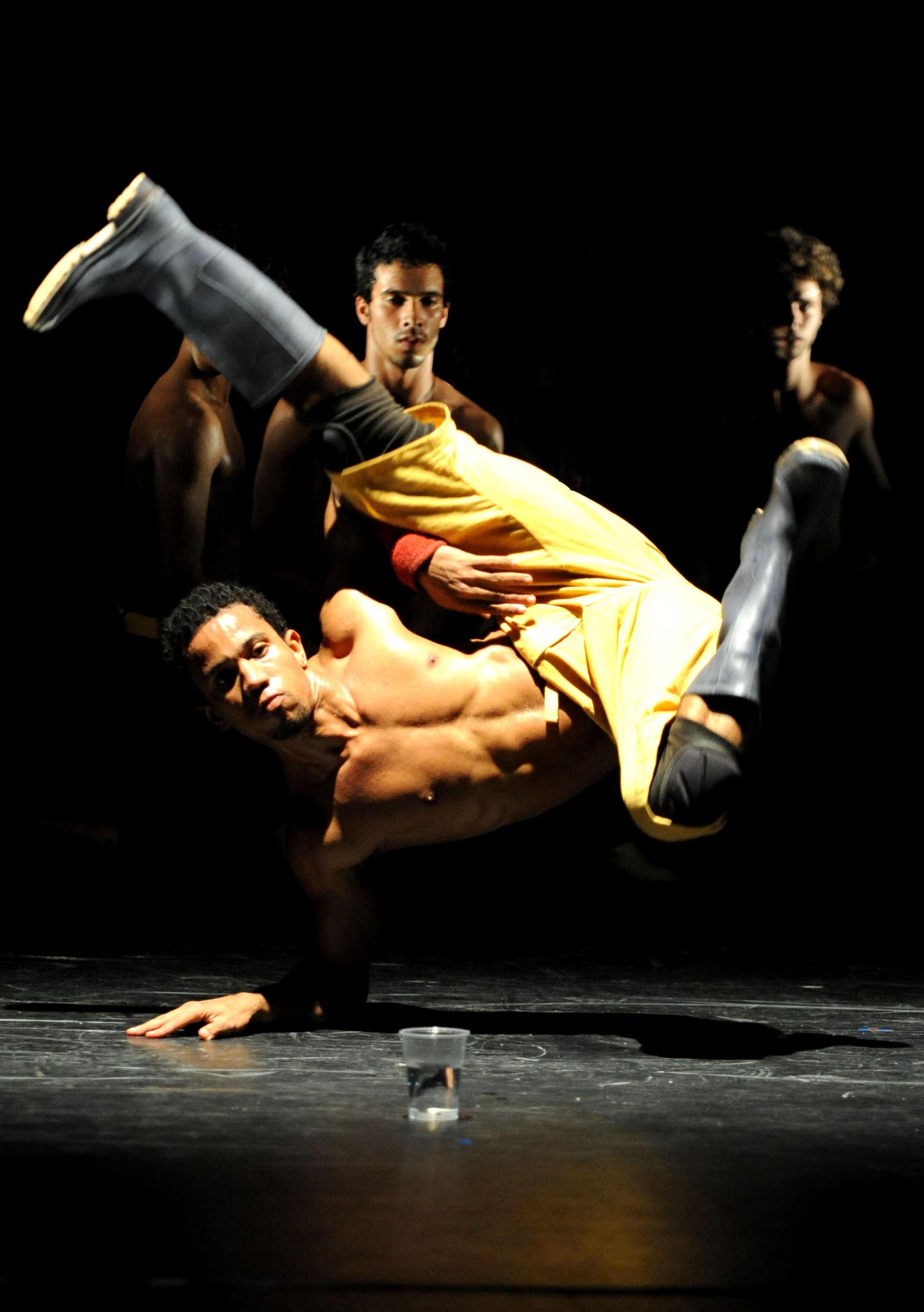 Brazilian Dance Troupe Brings Unique Brand Of Hip-hop To