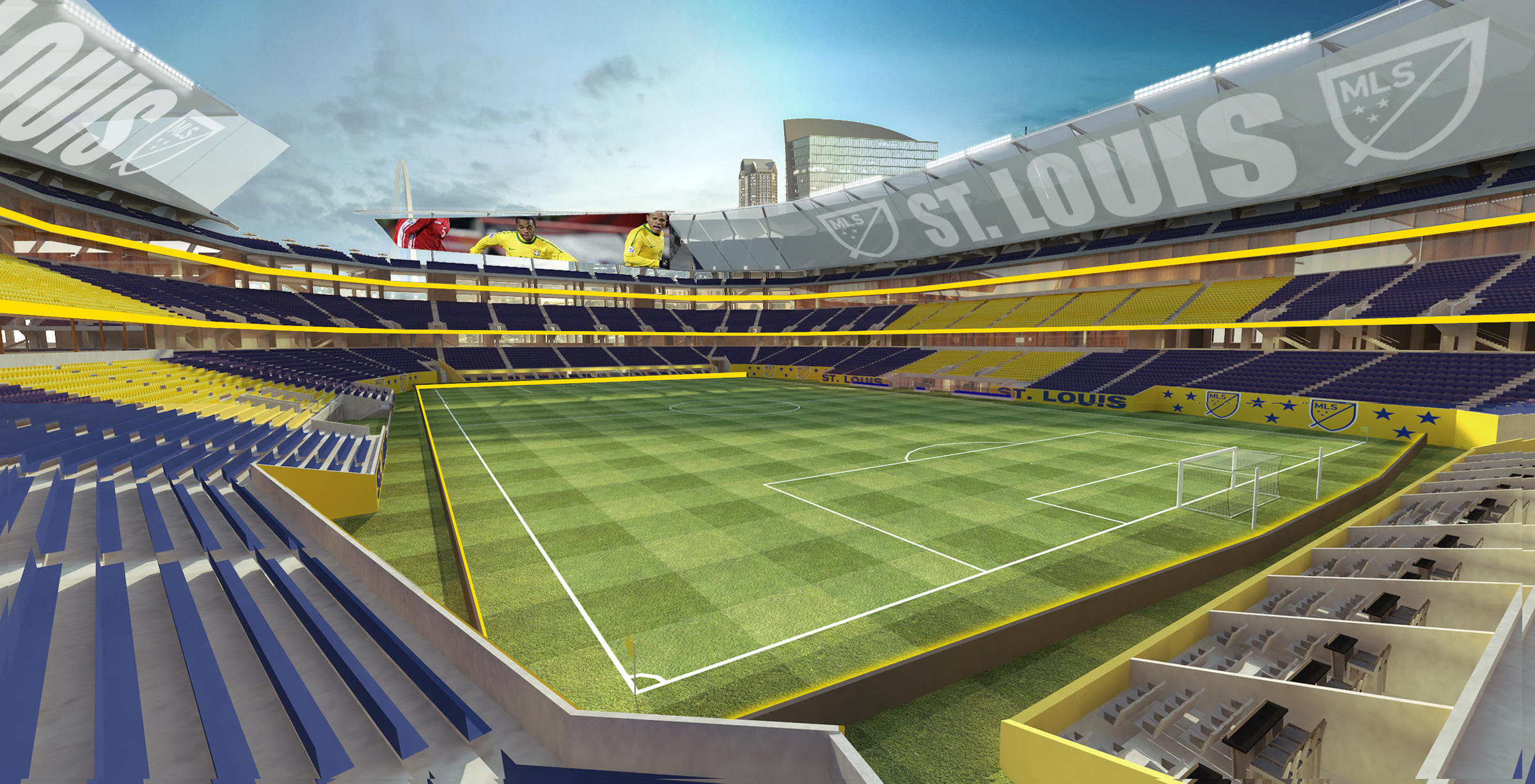 Defeat of ballot measure likely ends MLS effort in St. Louis