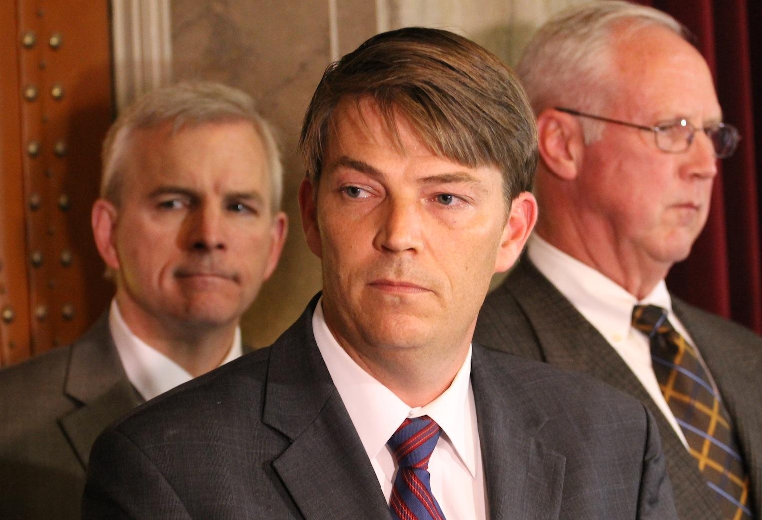 richardson takes over after scandal topples missouri house speaker