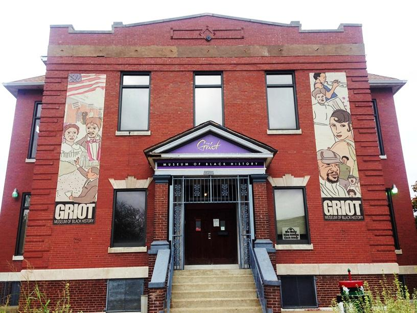Griot Museum of Black History, St. Louis, Missouri