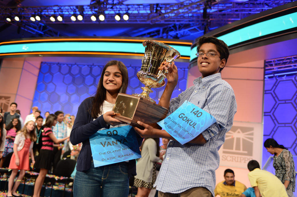 how to win a national spelling bee