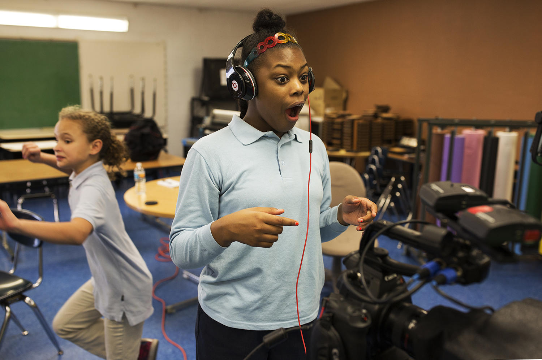 School newscast empowers riverview gardens students to - Riverview gardens school district jobs ...