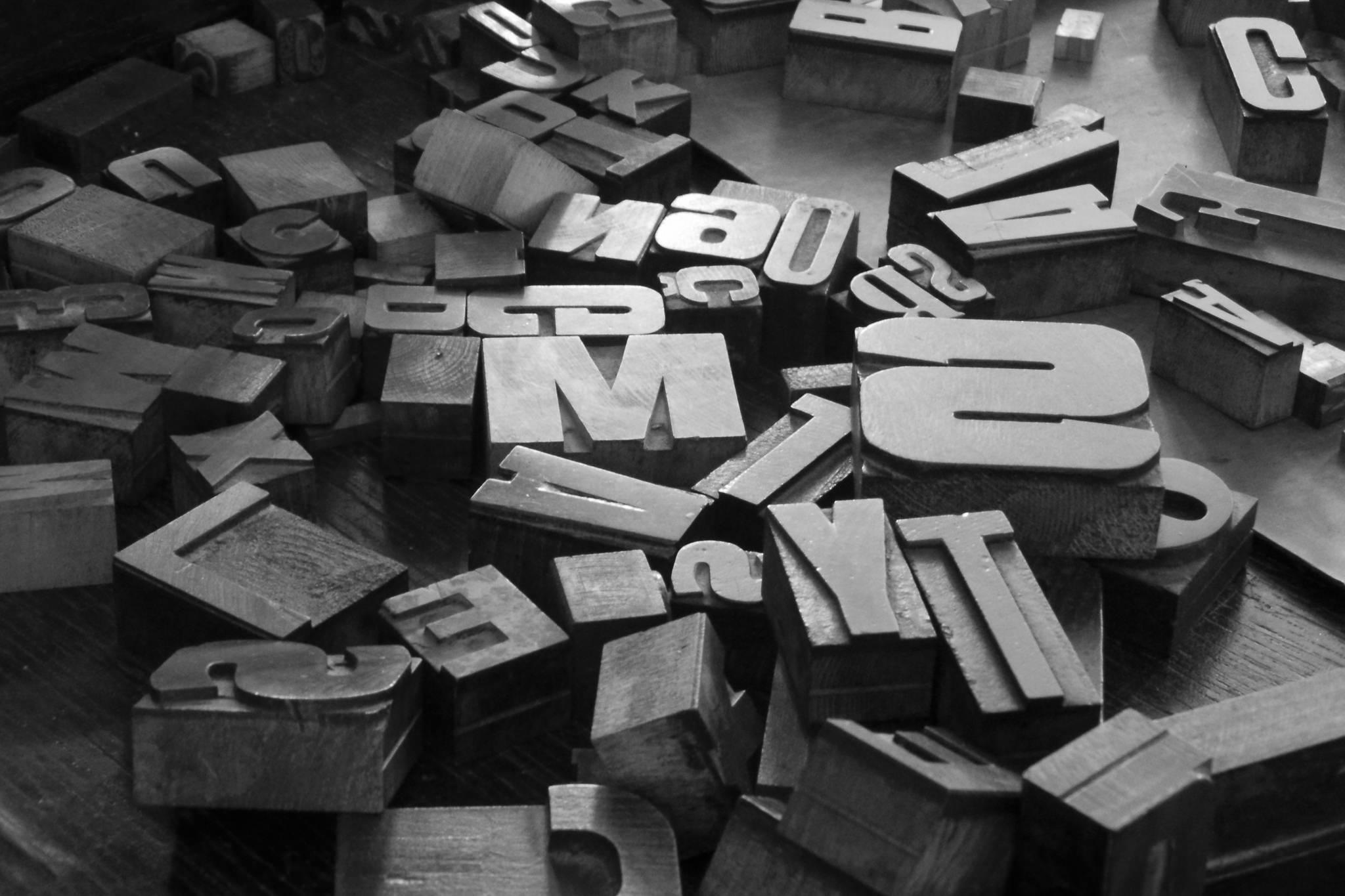 Type foundry