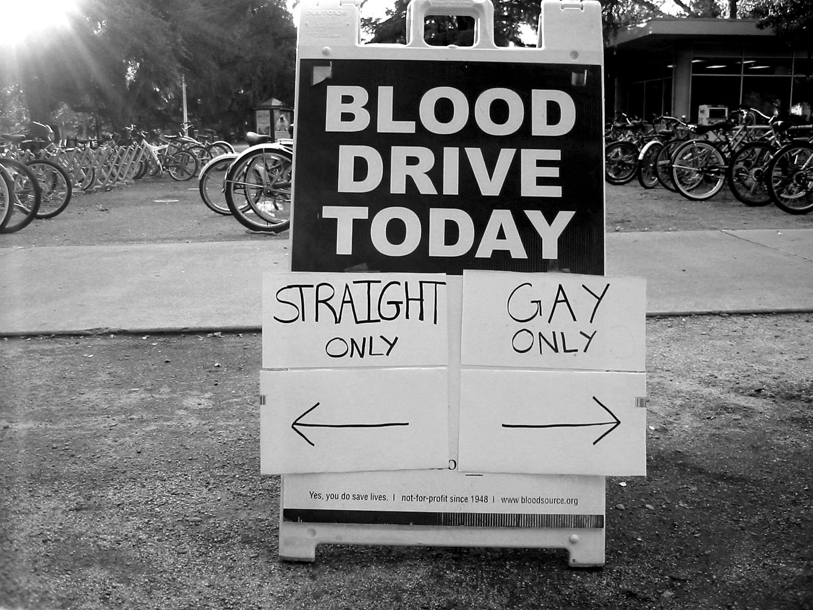 0ddb07ceb746 The FDA has upheld a longtime ban on blood donations from men who have sex  with men.