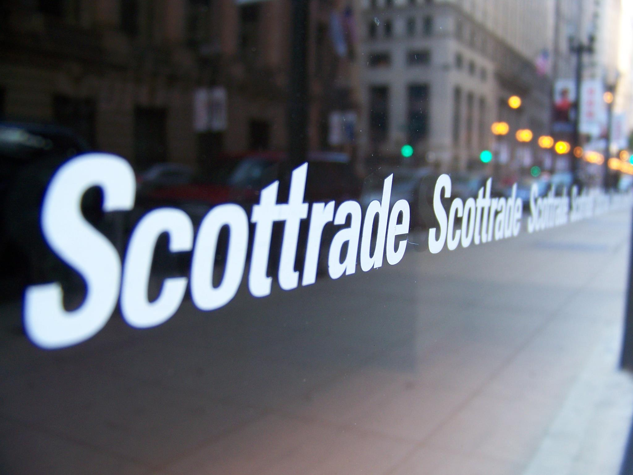 Scottrade call options