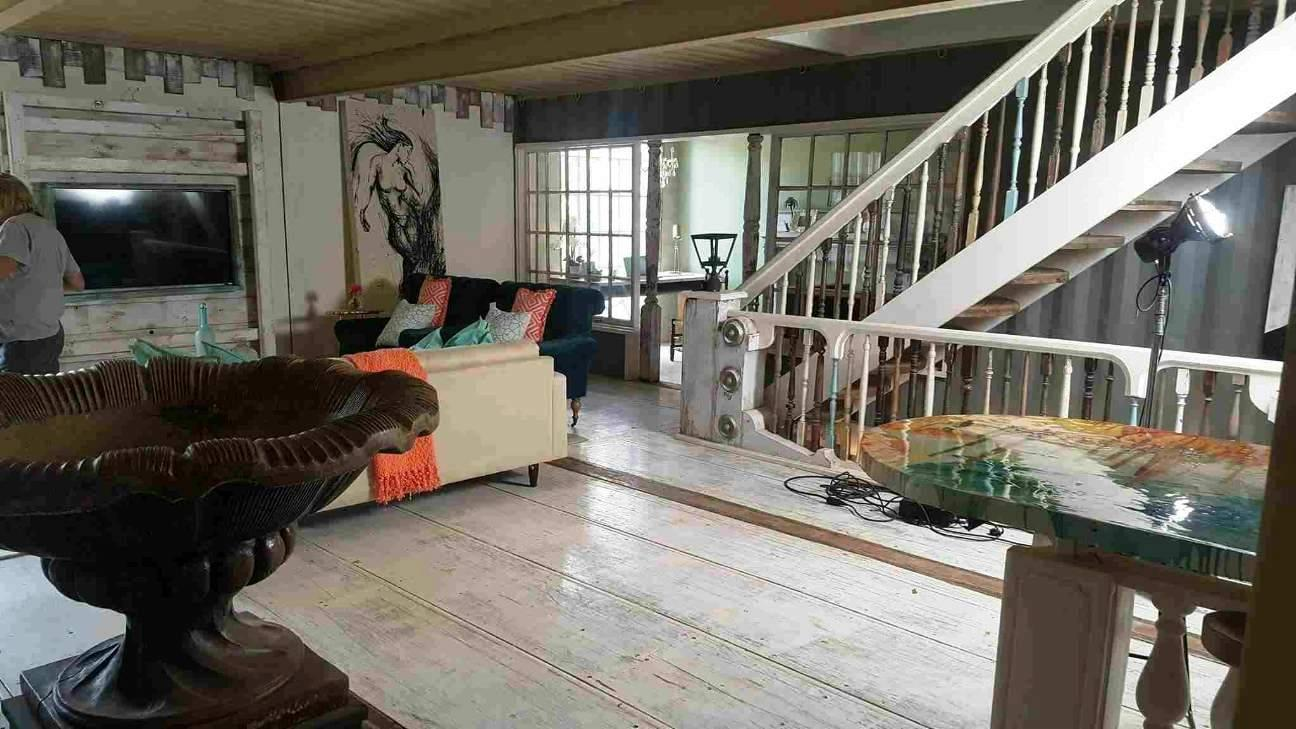 proposal would regulate st charles shipping container homes the interior of the smithey s home made of eight railroad shipping containers