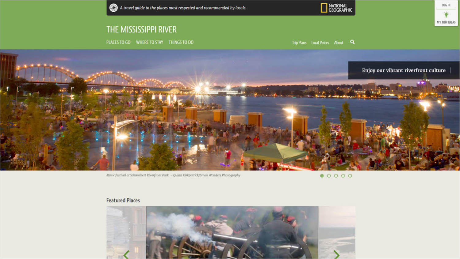 New Mississippi River website is expected to boost tourism – Tourist Attractions Map In Mississippi