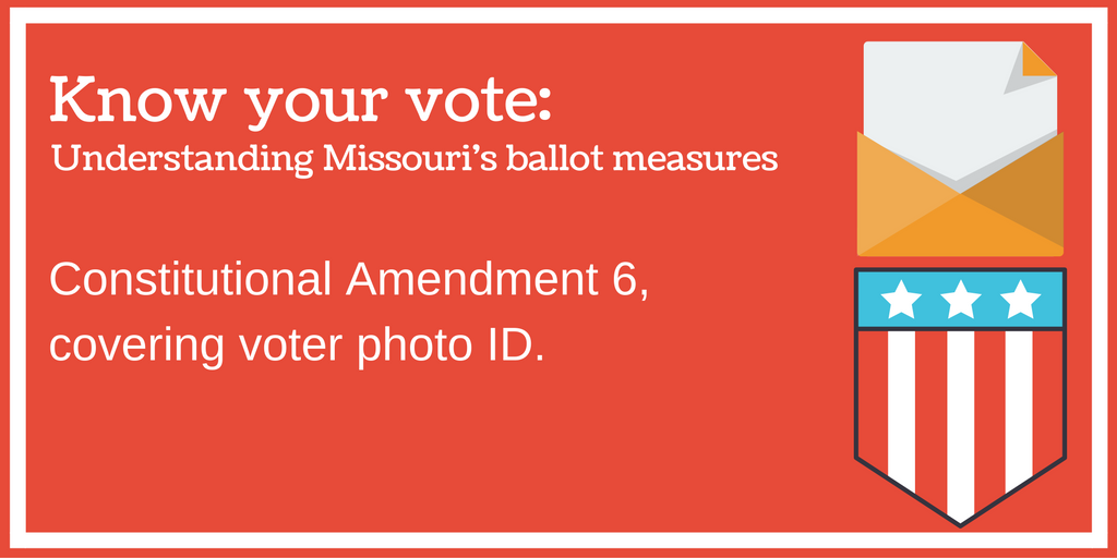 Election 2016 Pros And Cons Of Missouris Amendment 6 Covering
