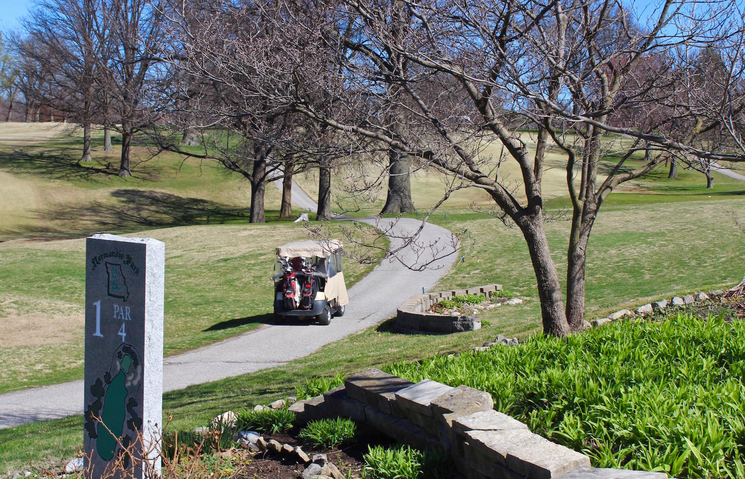 Curious Louis gets a history lesson about golf courses in Normandy on golf cart smashed, golf cart damage, golf cart museum, golf cart modified, golf cart extended, golf cart industrial, golf cart school, golf cart cities, golf cart hotel, golf cart sunk,