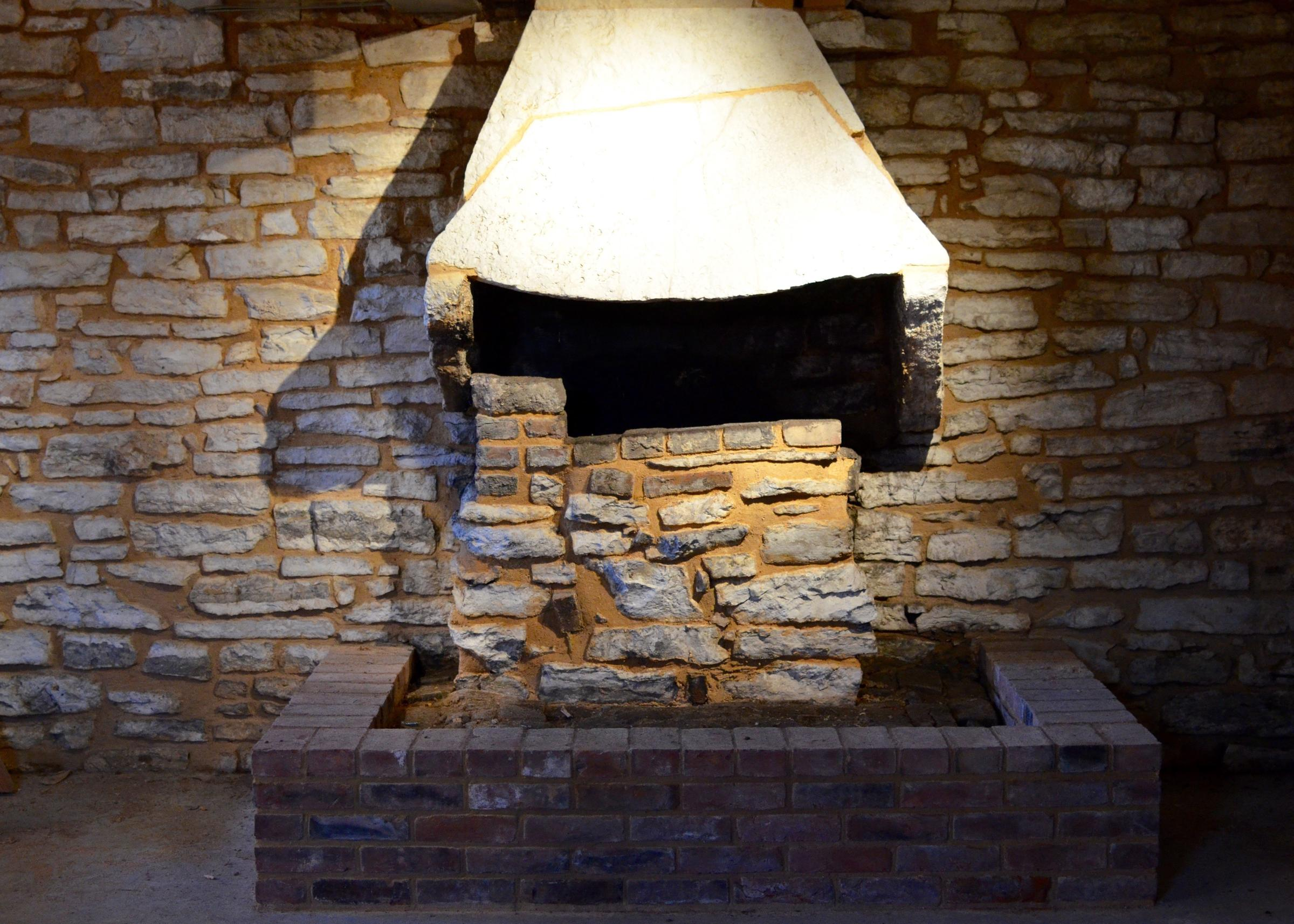Essential vocabulary words for hotel housekeeping fluentu english - A Limestone Fireplace Sits In The Basement Of 124 East Steins Street All But The Brick Base Is Original Although The Limestone Hood Had To Be Pieced Back