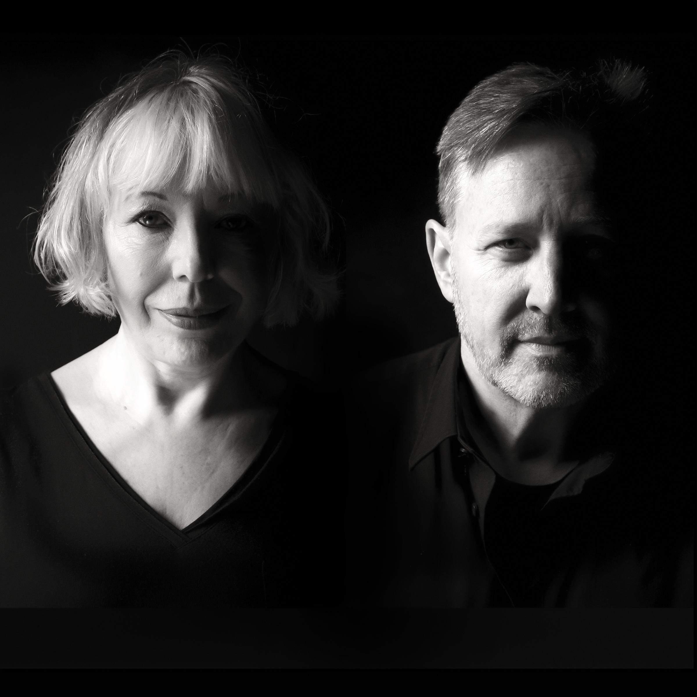 Londoner Barb Jungr Left And St Louisan John McDaniel Right Will Perform Together In Louis On Jan 27