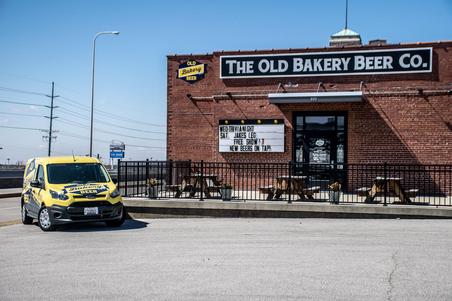 Altons Small Business Revolution Began Before Hulu Started Lincoln Town Car Tattoo The Old Bakery Beer Co Found A Niche Market In Organic Certified Beers After Opening 2015 Brewery Produced About 1300 Barrels Last Year