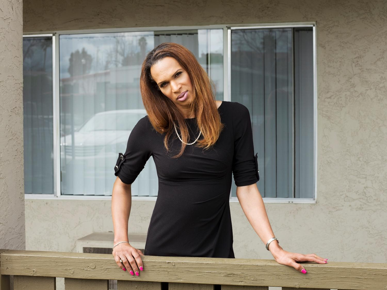 from Gunner san diego transgender vanessa